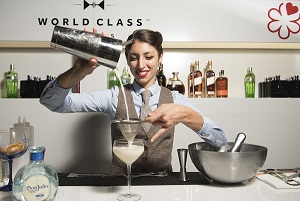 Adriana Chía, ganadora de España de la World Class Competition 2016