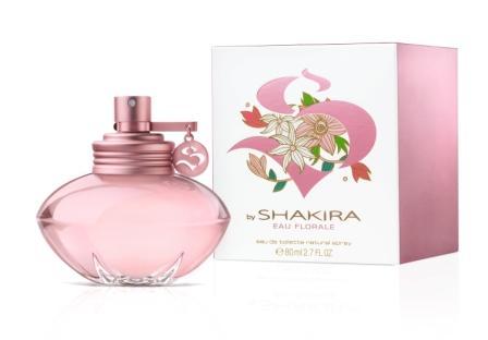 Descubre S by Shakira Eau Florale